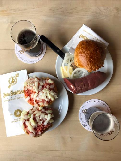Dusseldorf foodie explorers snack mag