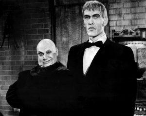 Addams family halloween