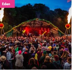 scottish festival guide SNACK Eden