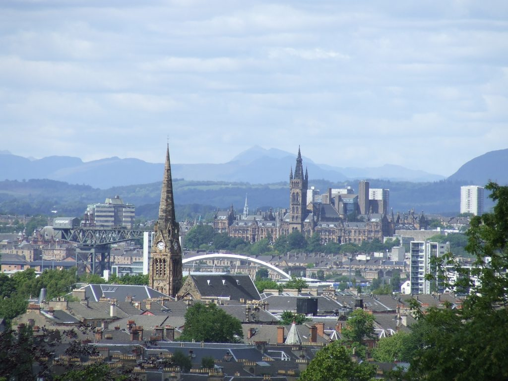 Glasgow from queens park foodie explorers