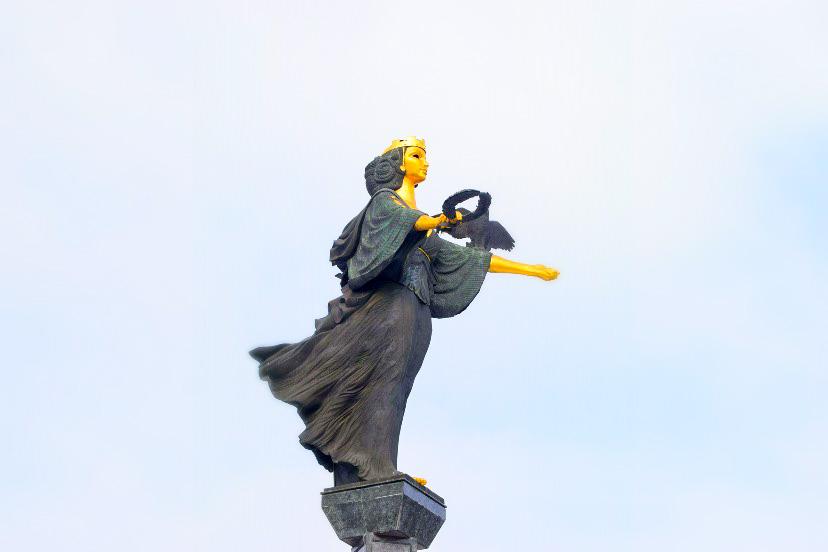 Sofia statue